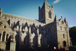 Christ Church Cathedral Dublino