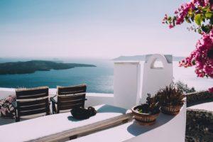 Dove dormire Santorini