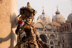 Basilica di San Marco carnevale di Venezia