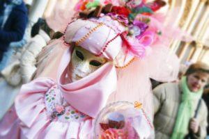 Maschera a Venezia