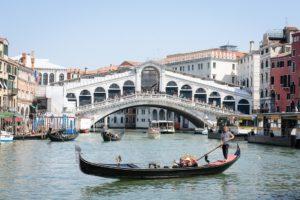 Ponte di Rialto Carnevale di Venezia