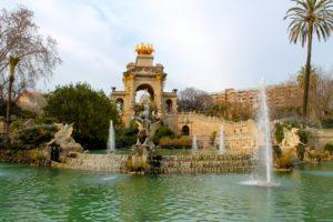 Parc de la Ciutedella Barcellona
