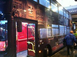 Bus Harry Potter