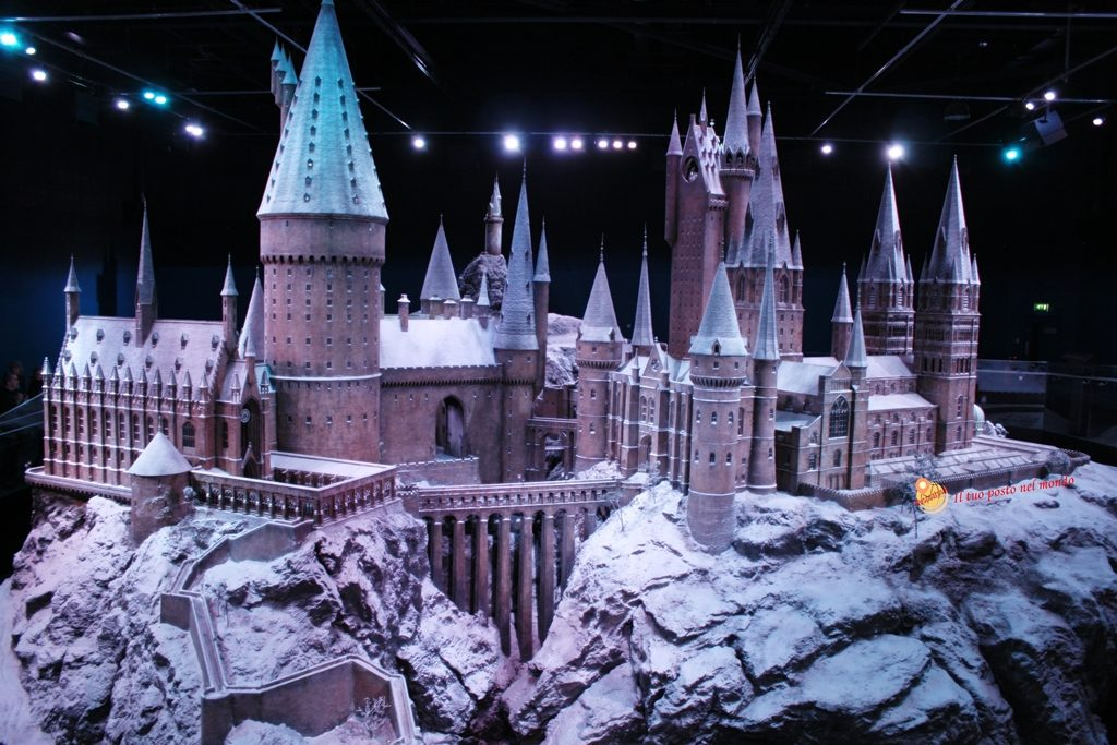 Castello hogwarts Harry Potter