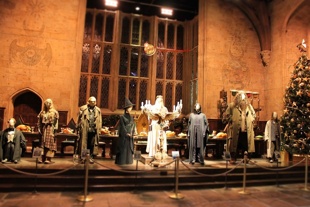 Professori hogwarts Harry Potter