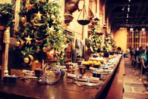 Sala grande harry potter