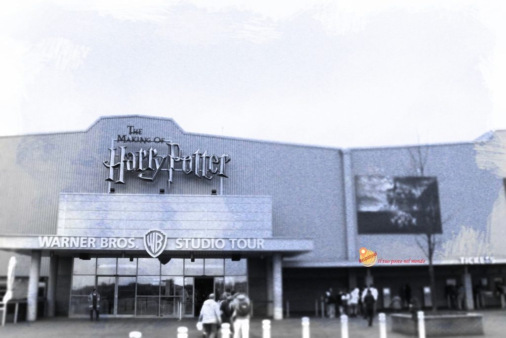 Warner Bros Studios Harry Potter