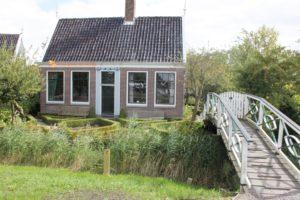 Tipica casa Zaanse Schans
