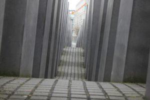 Memoriale della Shoa Berlino