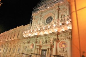 Basilica di Santa Croce Lecce Salento