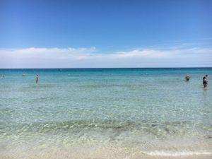 Spiaggia di San Foca Salento