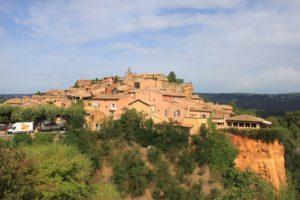Roussillon e lavanda