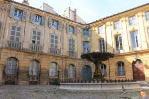 Aix en Provence estate Provenza