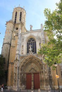 Cattedrale St. Sauveur estate Provenza