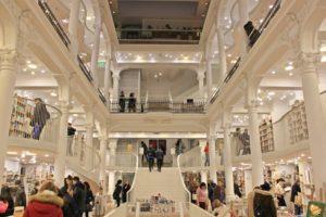 Libreria Carturesti Carusel Bucarest