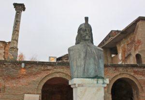 Statua di Vlad Tepes (Dracula) Bucarest