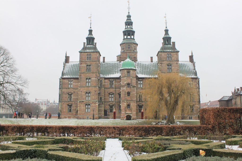 Castello di Rosenborg Copenaghen