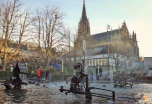 Tinguely Fountain Basilea