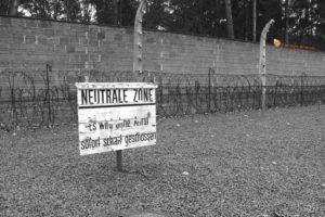 Zona off limits Sachsenhausen