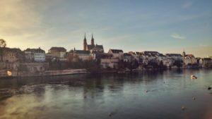 città-di-Basilea a Natale