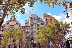 Casa Batlò Barcellona