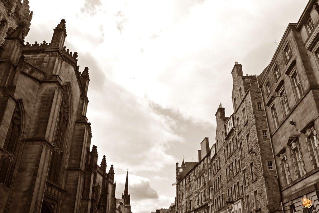Royal Mile Edimburgo