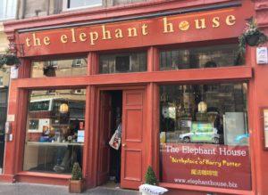 The elephant house Edimburgo