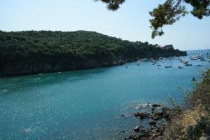 Ischia Isola verde