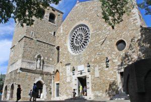Cattedrale di San Giusto Trieste