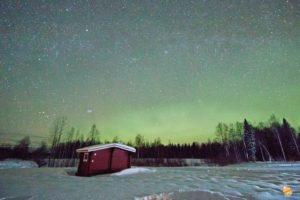Lapponia Escursione Aurora Boreale