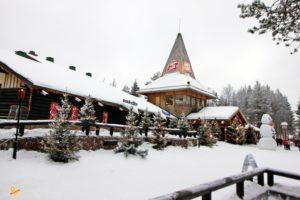 Lapponia Villaggio di Babbo Natale