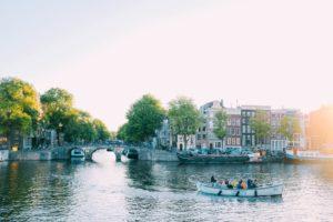 città di Amsterdam