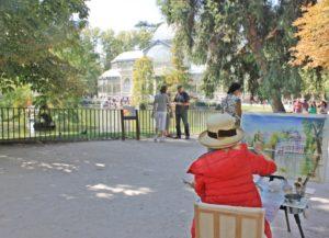 Parco del Buen Retiro Madrid