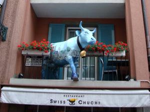 Swiss chuchi fonduta Zurigo