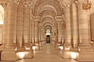 cripta Cattedrale dell'Almudena Madrid