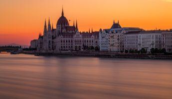 Visita parlamento di Budapest