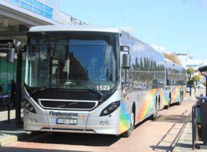 Flygbussarna Arlanda Stoccolma
