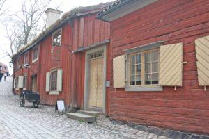 Skansen Museum Stoccolma