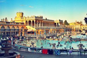 Le migliori Terme di Budapest