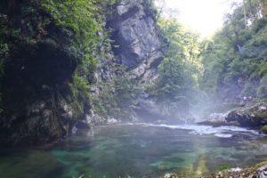 Gola di Vintgar Bled Slovenia