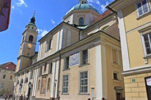 Cattedrale di San Nicola Lubiana