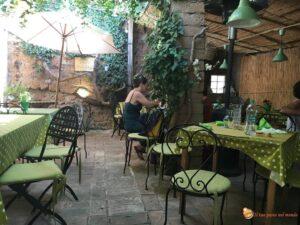 Civita di Bagnoregio ristoranti
