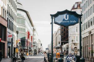 Shopping a Berlino