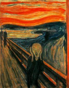 L'urlo di Edvard Munch Oslo