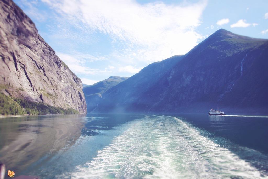 Itinerario Norvegia