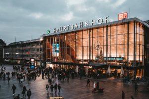 Stazione Hauftbahnhof Colonia