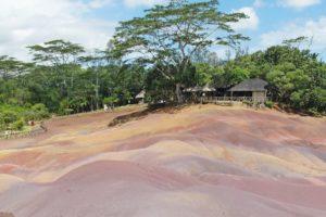 terra dei 7 colori Mauritius