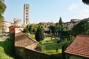 Mura cittadine di Lucca