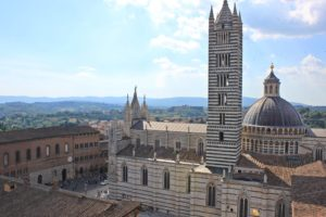 Piazza Duomo di Siena