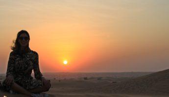Escursione nel deserto di Dubai